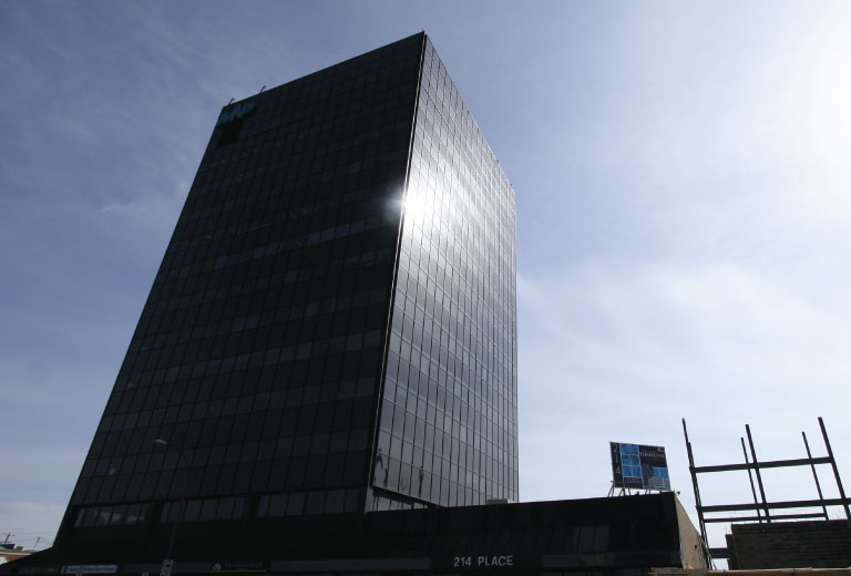 214 Place Grande Prairie Office Space for Lease