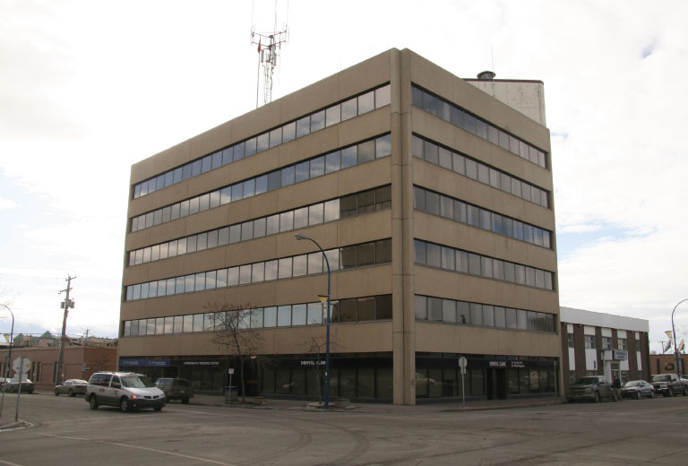 Nordic Court Grande Prairie Office Space for Lease