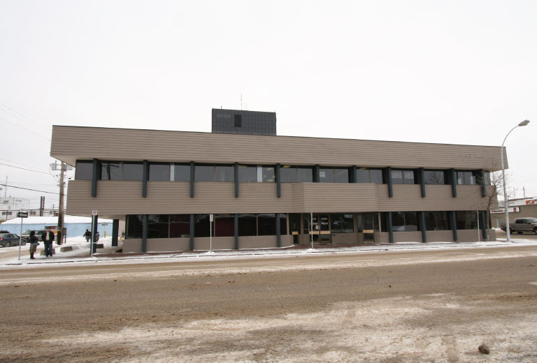 O'Brien Place Grande Prairie Office Space for Lease